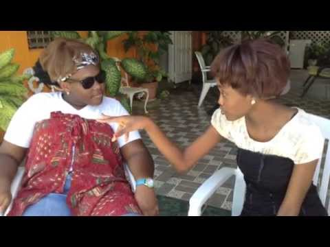 How Caribbean Old Folks Gossip