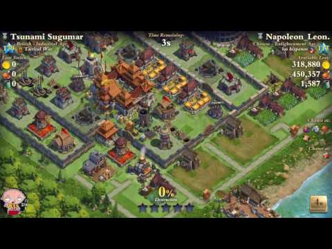Dominations Oil Raid Tips - Finding the Gaps
