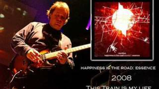 Steve Rothery (Marillion) Best Guitar Solos - Part1