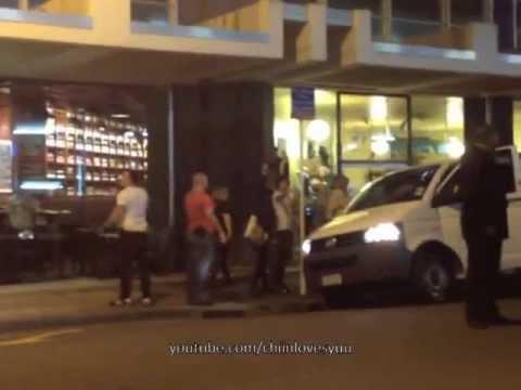 One Direction Wellington Encounter (NZ)