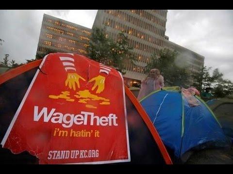 McDonald's CEO says $15 hourly wage, robots won't kill jobs