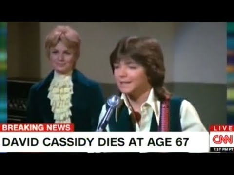 Partridge Family Lead Singer David Cassidy Dies At 67