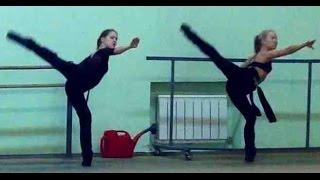 Урок классического танца Экзамен (3 курс-весна)
