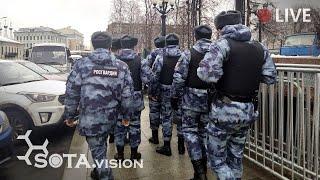 Бунт кастрюль на Пушкинской! Народный сход за ХАБАРОВСК В МОСКВЕ!