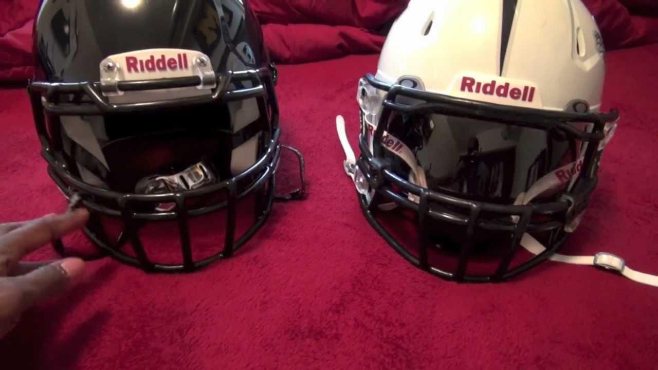 Revolution speed robot adult football helmet