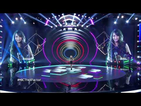 MBC The X Factor - هند زيادي - اللي تمنيته - العروض المباشرة