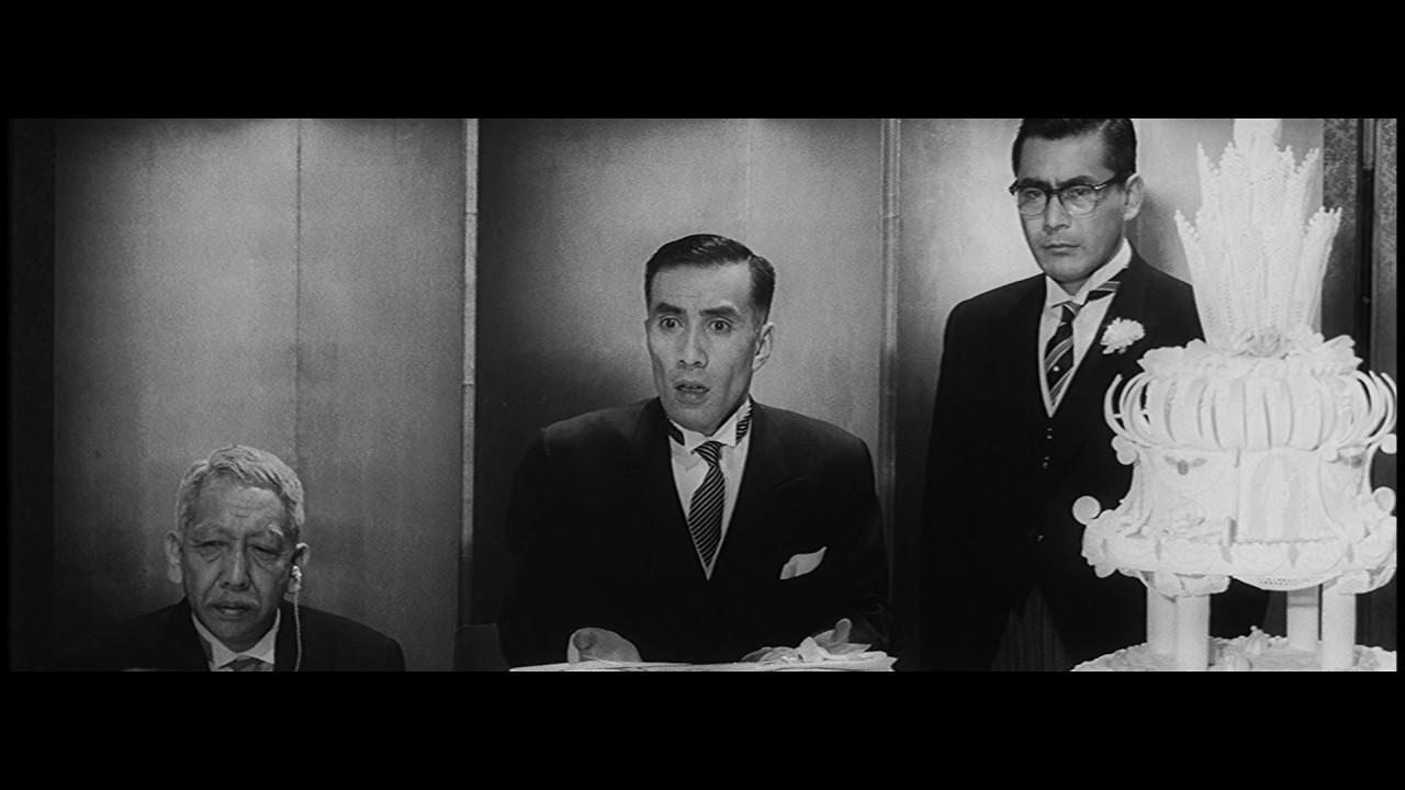 """LES SALAUDS DORMENT EN PAIX - extrait """"Pièces montées"""" (HD - VOST)"""