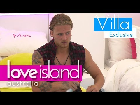 Elias' low blow to Jaxon | Love Island Australia 2018