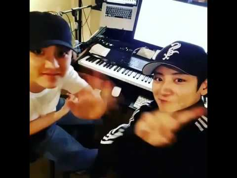 Exo cover chanyeol y D.O (love yourself-justin bieber)