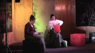 PARTE 2: Monólogo La más fuerte de August Strindberg - Teatro Utuado, PR