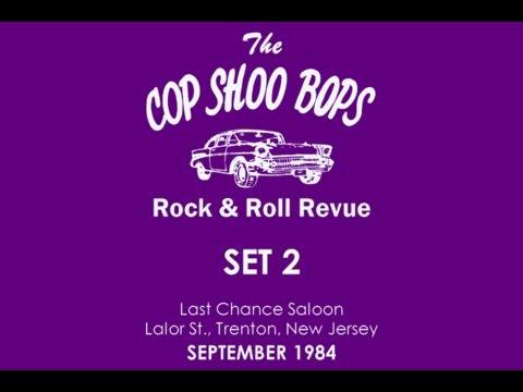 The Cop Shoo Bops - SET 2 - 1984