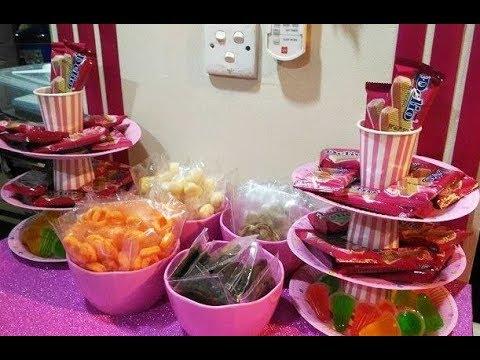 DIY : #193 BIRTHDAY Party Decoration ❤