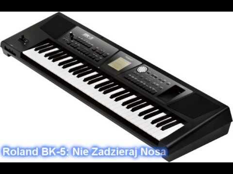 Roland BK-5: Styles Medley