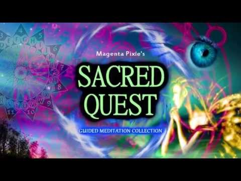 Magenta Pixies Sacred Quest * NEW Meditation Collection