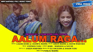 Download AALUM RAGA...//new santhali full video//dhani marandi//simon murmu//2021