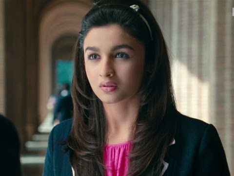 Have alia bhatt student of the year curiously