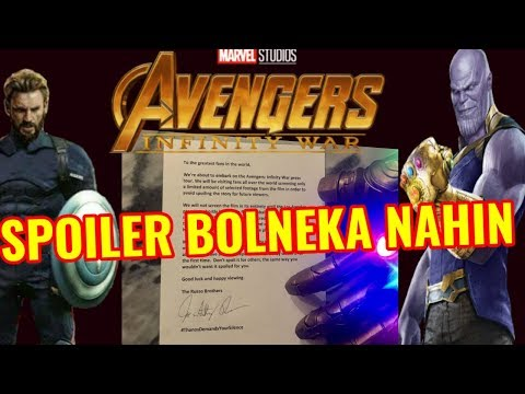 AVENGERS INFINITY WAR | THANOS DEMANDS YOUR SILENCE | NO SPOILERS | EXPLAINED IN HINDI