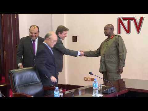 Museveni: Nuclear energy is alternative to solar