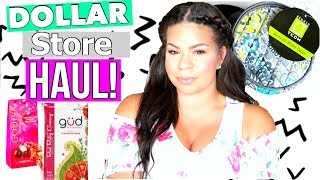 DOLLAR STORE HAUL + FOLLOW ME AROUND! `IS THIS DOLLAR STORE BETTER THAN DOLLAR TREE?