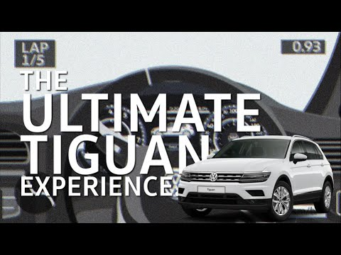 The Ultimate Tiguan Experience | #betterexperiencedthanexplained