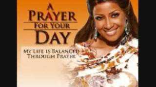 Dr. Dorinda Clark-Cole's Prayer For Your Day