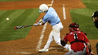 UNC Baseball: Carolina Clinches Series Win Over NC State