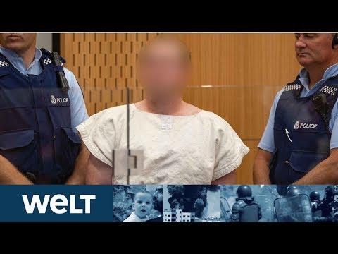 KILLER VOR GERICHT: Auch Kinder unter 49 Todesopfern von Christchurch