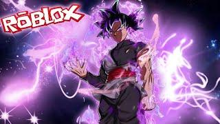 Roblox → Novo jogo Com Formas Novas ! - Dragon Ball Infinity Destiny