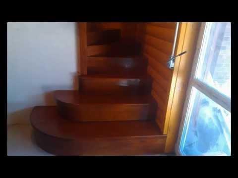 Деревянные лестницы и комплектующие к ним по низким ценам