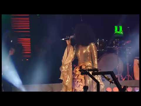 Kwabena Kwabena performs U' Lied To Me' at Becca at 10 concert