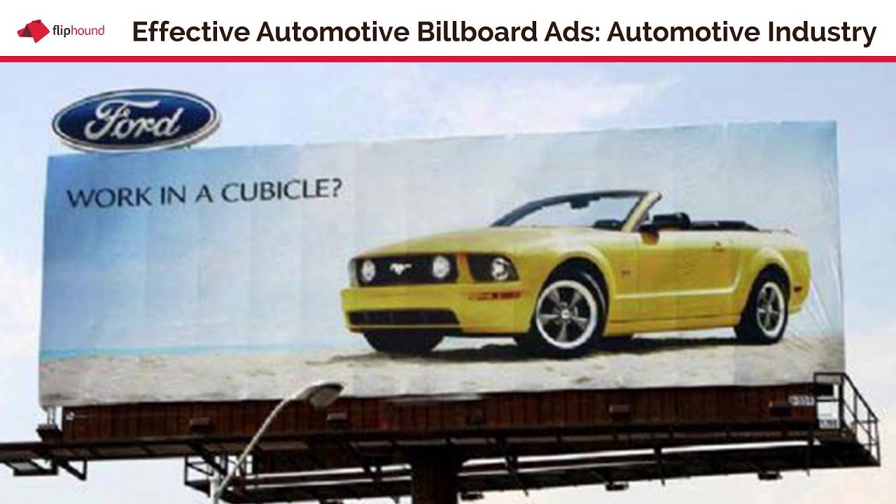 Best Advertising For Car Dealerships
