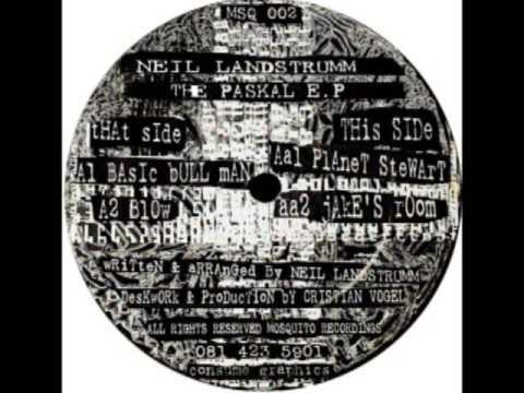 Neil Landstrumm - Basic Bull Man (The Paskal E.P )