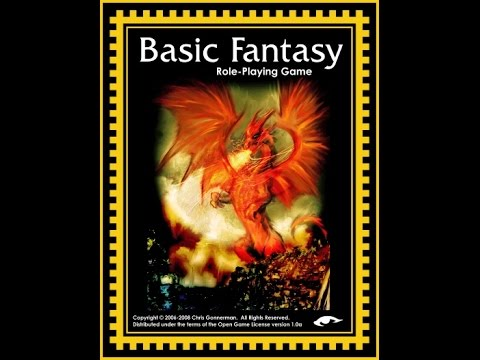 Basic Fantasy RPG Goodness on the Cheap
