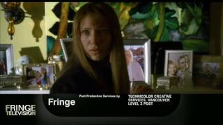FRINGE Season 3 Promo 6 Extended Edition (HD)