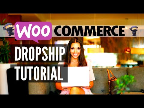 WooCommerce Dropshipping Tutorial thumbnail