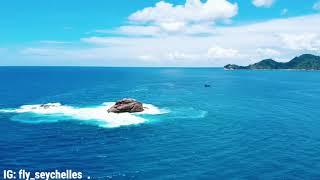 Takamaka, Mahe, Seychelles (Mavic Mini)