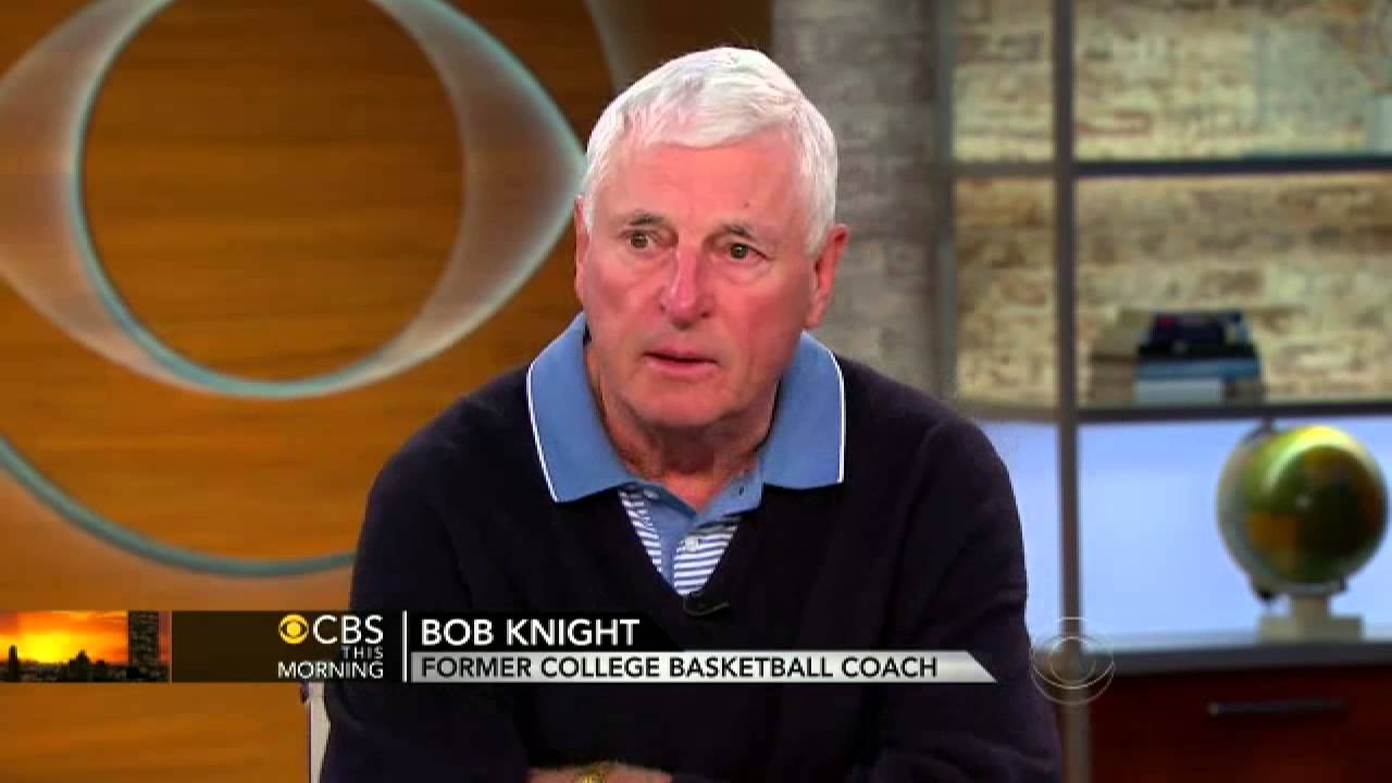 Bobby Knight will return to Indiana University tonight two decades ...