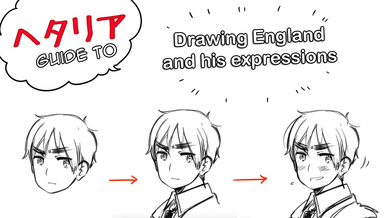 facial expressions in england