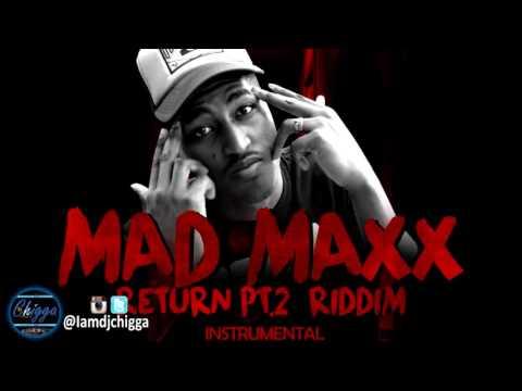 Mad Max Return Riddim - Instrumental (Darshan Records) 2016