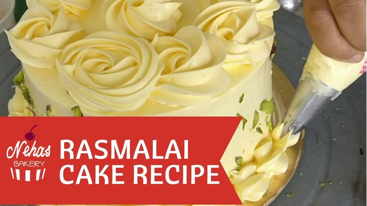 Rasmalai Cake Recipe Video