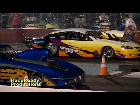 Edgewater Sports Park Quick 8 Drag Race in Cincinnati Ohio  6/24/2017 vcm