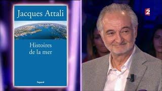 Jacques Attali - On n'est pas couché 14 octobre 2017 #ONPC