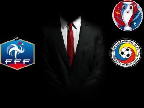 Франция - Румыния | ЕВРО 2016 | Прогноз на матч | FRANCE - ROMANIA | EURO 2016из YouTube · Длительность: 2 мин44 с