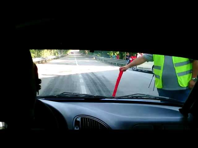 53ª Cronoscalata Svolte di Popoli 2015, Camera Car Attorresi Luca RS3