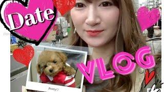 デートVlog😍private drive dateVlog!