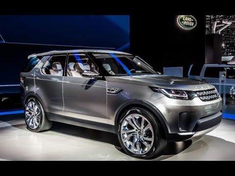 2017 Land Rover Discovery Sport Review Interior Exterior