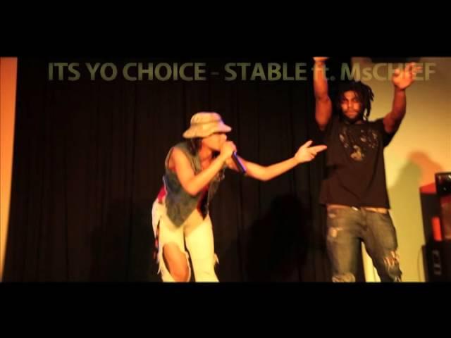 its yo choice