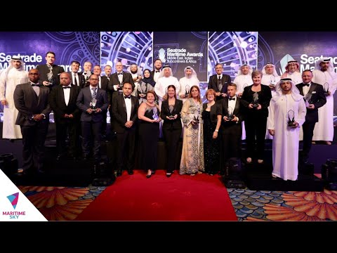 Seatrade Maritime Awards 2018 (Middle East, Indian Subcontinent & Africa)
