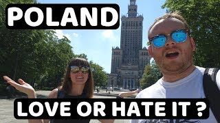 POLAND - Love or Hate It? Foreigners in WARSAW