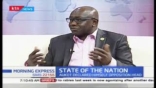 State of the Nation: Is Kenya\'s opposition dead?